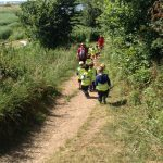 Slapton Ley - off on an adventure